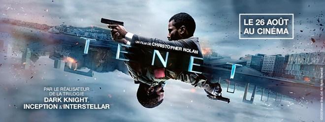 TENET de Christopher Nolan