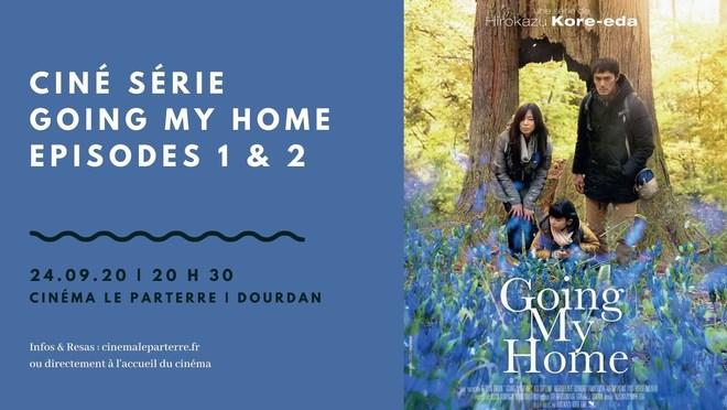 CINÉ SÉRIE : GOING MY HOME de Hirokazu Kore-Eda