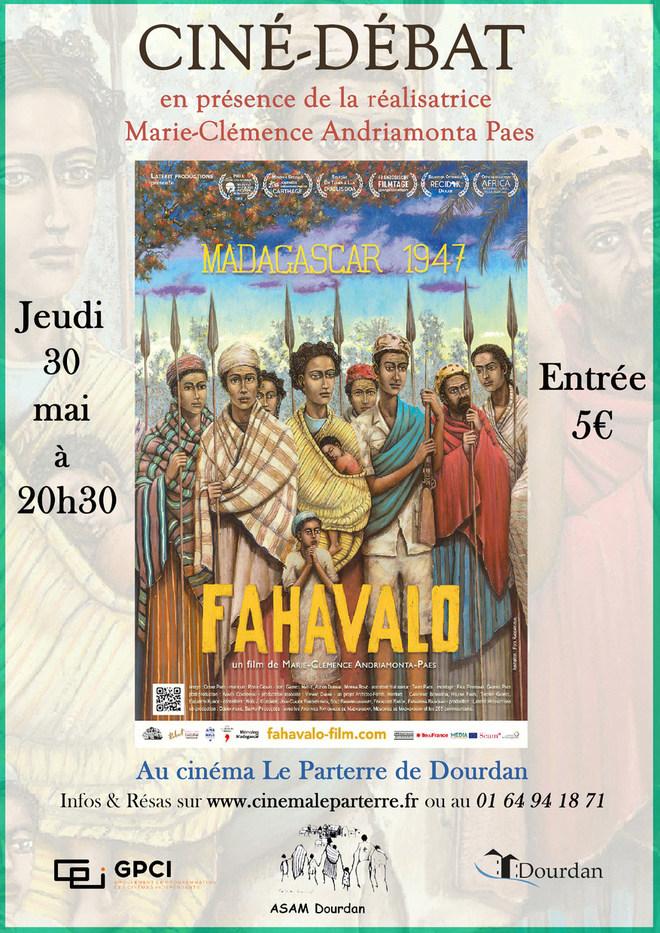 Ciné-Débat : FAHAVALO, MADAGASCAR 1947