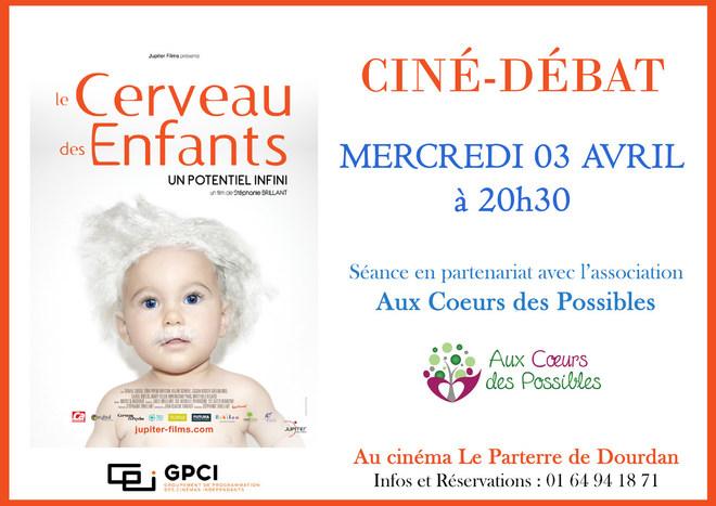 Ciné-Débat : LE CERVEAU DES ENFANTS